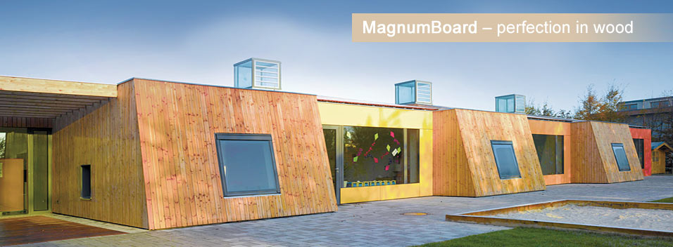 magnum board - perfection in wood